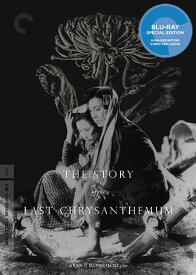 新品北米版Blu-ray!【残菊物語】<溝口健二監督作品>