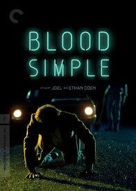 新品北米版DVD!【ブラッドシンプル ザ・スリラー】 Blood Simple (The Criterion Collection)!<コーエン兄弟>