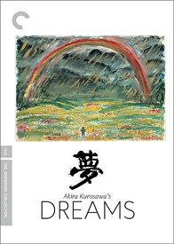 新品北米版DVD!【夢】<黒澤明監督作品><特典映像満載2枚組>