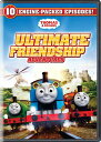 SALE OFF!新品北米版DVD!【きかんしゃトーマス Ultimate Friendship Adventures】 Thomas & Friends: Ultimate Frie…