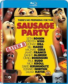 SALE OFF!新品北米版Blu-ray!【ソーセージ・パーティー】 Sausage Party [Blu-ray]!