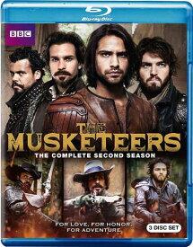 新品北米版Blu-ray!【マスケティアーズ/三銃士:シーズン2】 The Musketeers: Season 2 [Blu-ray]!