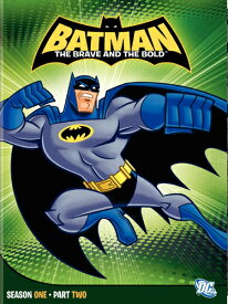 SALE OFF!新品北米版DVD!【バットマン ブレイブ&ボールド】 Batman: The Brave and the Bold - Season One, Part Two!