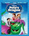 SALE OFF!新品北米版Blu-ray!【ピートとドラゴン】 Pete's Dragon: 35th Anniversary Edition [Blu-ray/DVD Combo]