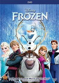 SALE OFF!新品北米版DVD!【アナと雪の女王】 Frozen!