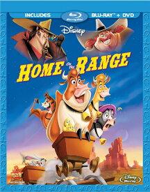 SALE OFF!新品北米版Blu-ray!【ホーム・オン・ザ・レンジ にぎやか農場を救え!】 Home on the Range [Blu-ray/DVD]!<初ブルーレイ化>