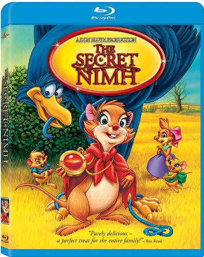 SALE OFF!新品北米版Blu-ray!【ニムの秘密】 The Secret of Nimh [Blu-ray]!