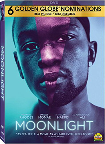 新品北米版DVD!【ムーンライト】 Moonlight!<2017年第89回アカデミー賞作品賞受賞>