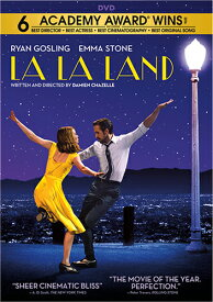 新品北米版DVD!【ラ・ラ・ランド】 La La Land!<ライアン・ゴズリング, エマ・ストーン>