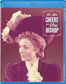 新品北米版Blu-ray!【美しき生涯】 Cheers for Miss Bishop [Blu-ray]!<テイ・ガーネット監督作品>