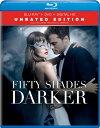 ■予約■新品北米版Blu-ray!【フィフティ・シェイズ・ダーカー】 Fifty Shades Darker - Unrated Edition [Blu-ra...