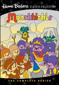SALE OFF!新品北米版DVD!【モンチッチ:コンプリート・シリーズ】 Monchhichis: The Complete Series!