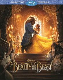 新品北米版Blu-ray!【美女と野獣】 Beauty And The Beast [Blu-ray/DVD]!<エマ・ワトソン主演>