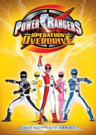 SALE OFF!新品北米版DVD!【パワーレンジャー・オペレーション・オーバードライブ】 Power Rangers: Operation Overdrive - The Complete Series!