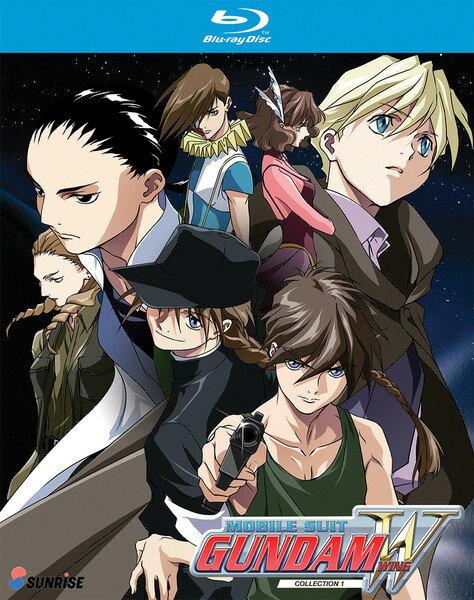 新品北米版Blu-ray!【新機動戦記ガンダムW】【1】 第1話〜第25話