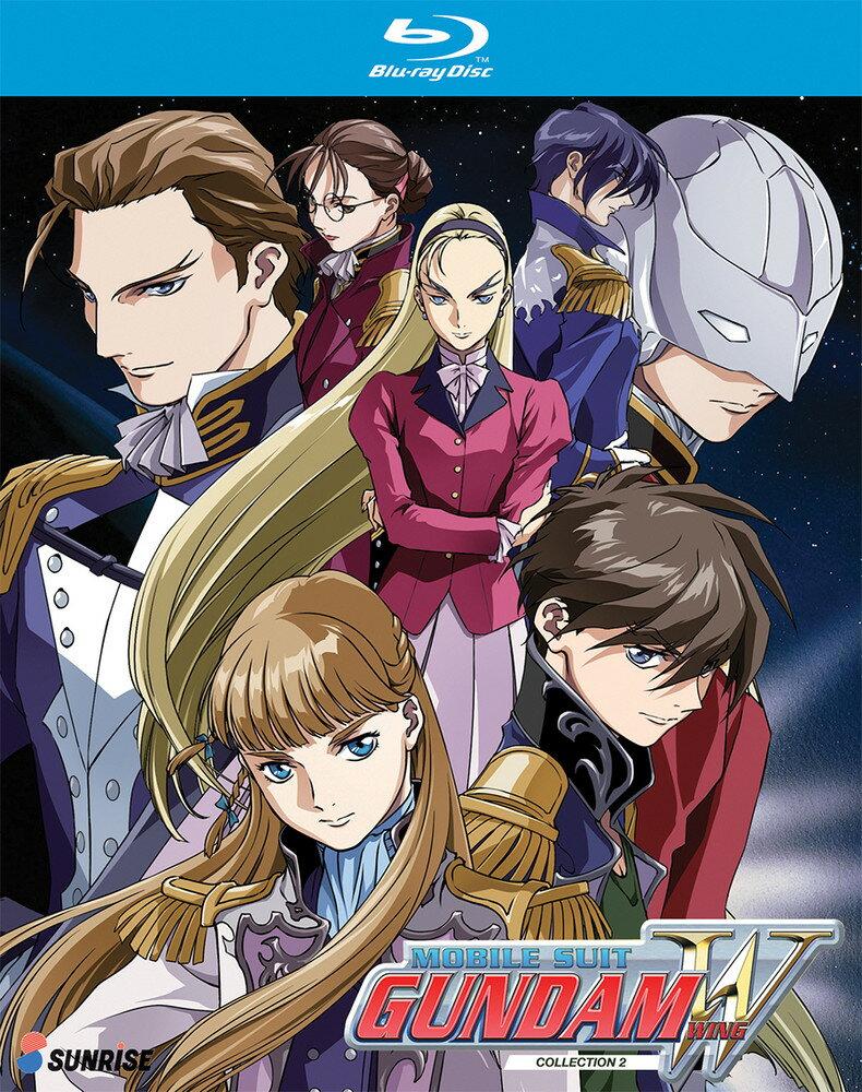 新品北米版Blu-ray!【新機動戦記ガンダムW】【2】 第26話〜最終第49話