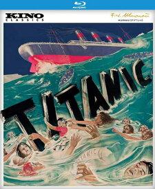 新品北米版Blu-ray!【タイタニック】 Titanic [Blu-ray]!<ドイツ映画>