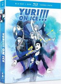 新品北米版Blu-ray!【ユーリ!!! on ICE】 全12話!