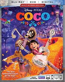 SALE OFF!新品北米版Blu-ray!【リメンバー・ミー】 COCO [Blu-ray/DVD]!<ディズニー/ピクサー最新作>