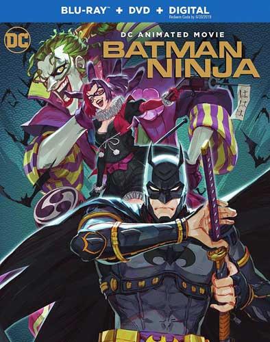 新品北米版Blu-ray!【ニンジャバットマン】Batman Ninja [Blu-ray/DVD]