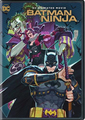 新品北米版DVD!【ニンジャバットマン】Batman Ninja