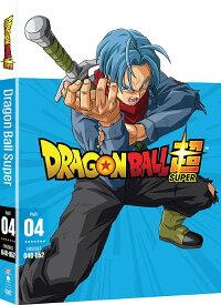 新品北米版DVD!【ドラゴンボール超】【4】第40話〜第52話!