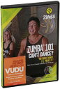 ■SALE OFF!新品DVD!Zumba 101 - Can't Dance!<ズンバ>
