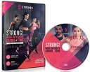 SALE OFF!新品DVD!STRONG by ZUMBA: High-Intensity Cardio And Tone Workout!<ズンバ>