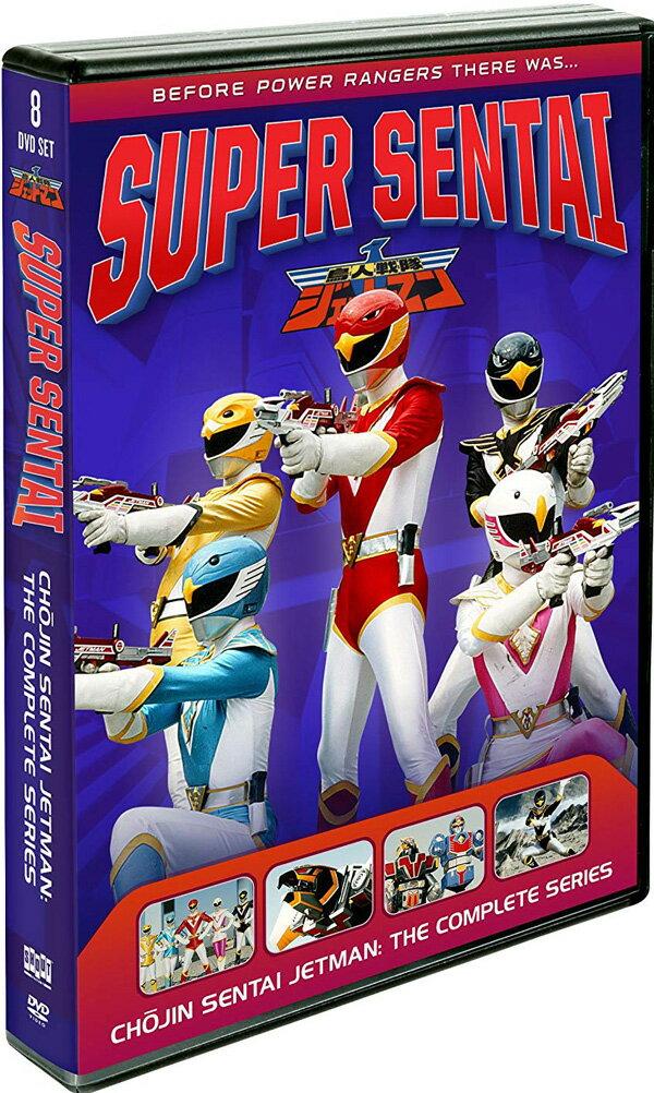 ■予約■新品北米版DVD!【鳥人戦隊ジェットマン:コンプリート・シリーズ】
