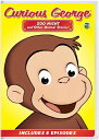 SALE OFF!新品北米版DVD!【おさるのジョージ】 Curious George: Zoo Night and Other Animal Stories!