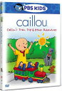 SALE OFF!新品北米版DVD!【ケイルー】 Caillou: Caillou's Train Trip & Other Adventures!