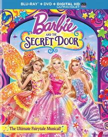 SALE OFF!新品北米版Blu-ray!Barbie and The Secret Door [Blu-ray/DVD]!<バービー>