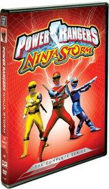 SALE OFF!新品北米版DVD!【パワーレンジャー・ニンジャストーム:コンプリート・シリーズ】 Power Rangers Ninja Storm: The Complete Series!