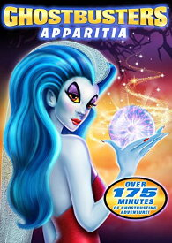 SALE OFF!新品北米版DVD!Ghostbusters: Apparitia!<ゴーストバスターズ アニメーション>