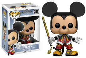[FUNKO(ファンコ)フィギュア] FUNKO POP! DISNEY: Kingdom Hearts - Mickey <キングダム ハーツ>