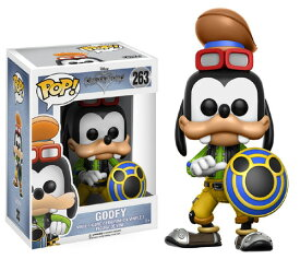 [FUNKO(ファンコ)フィギュア] FUNKO POP! DISNEY: Kingdom Hearts - Goofy <キングダム ハーツ>