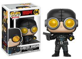 [FUNKO(ファンコ)] FUNKO POP! COMICS: Hellboy - Lobster Johnson <ヘルボーイ>