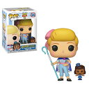 ■予約■[FUNKO(ファンコ)] FUNKO POP! DISNEY: Toy Story 4 - Bo Peep w/ Officer Mc Dimples <トイ・ストーリー4>