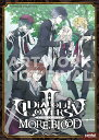 新品北米版DVD! 【DIABOLIK LOVERS MORE,BLOOD】 全12話!
