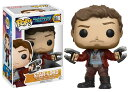 [FUNKO(ファンコ)フィギュア] FUNKO POP! MOVIES: Guardians of the Galaxy Vol.2 - Star-Lord <ガーディアンズ・オブ・ギャラクシ…