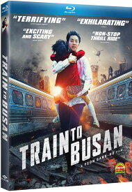 新品北米版Blu-ray!【新感染 ファイナル・エクスプレス】 Train To Busan [Blu-ray]!