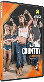 ■SALE OFF!新品DVD!Zumba Country: A Calorie Inferno!<ズンバ>