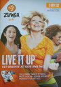 SALE OFF!新品DVD!Zumba Gold: Live It Up!<ズンバ>