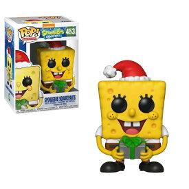 [FUNKO(ファンコ)] FUNKO POP! ANIMATION: Spongebob Squarepants- SpongeBob Holiday <スポンジ・ボブ>
