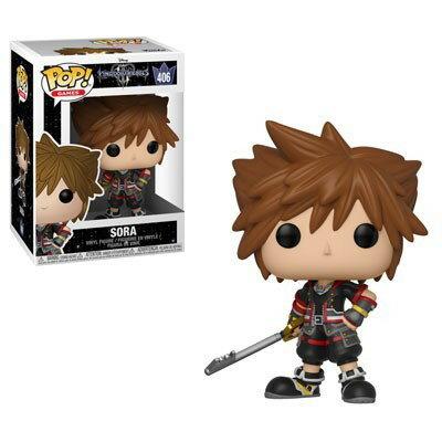 ■予約■[FUNKO(ファンコ)] FUNKO POP! DISNEY: Kingdom Hearts 3 - Sora <キングダム ハーツ>