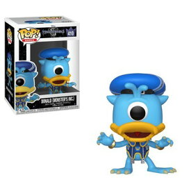 [FUNKO(ファンコ)] FUNKO POP! DISNEY: Kingdom Hearts 3 - Donald (Monsters Inc.) <キングダム ハーツ>