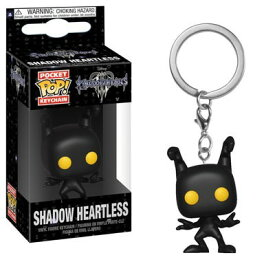 [FUNKO(ファンコ)] FUNKO POP! Keychain: DISNEY - Kingdom Hearts 3 - Shadow Heartless <キングダム ハーツ>