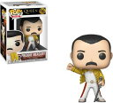 ■予約■[FUNKO(ファンコ)フィギュア] FUNKO POP! Rocks: Queen - Freddie Mercury Wembley 1986<クイーン/フレディ・マーキュリー>