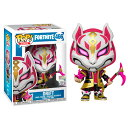 [FUNKO(ファンコ)] FUNKO POP! GAMES: Fortnite S2 - Drift <フォートナイト>
