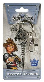 Kingdom Hearts Riku Sword Pewter Key Ring <キングダム ハーツ キーリング>